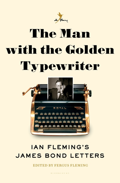 Man With the Golden Typewriter FLEMING