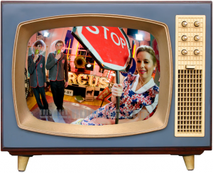 Sounds from the Cities - 50's TV